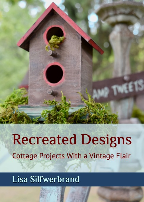 Cottage Projects With a Vintage Flair book cover