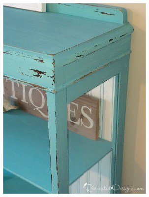 distressing-general-finishes-chalk-style-paint-antique-bookcase