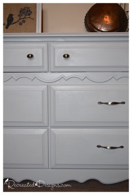 vintage-broyhill-dresser-painted-grey