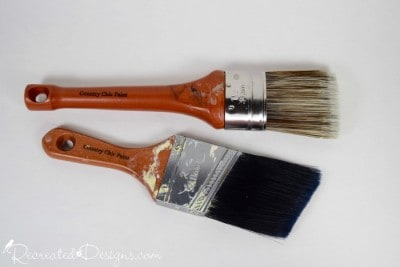 Country Chic Paint paint brushes