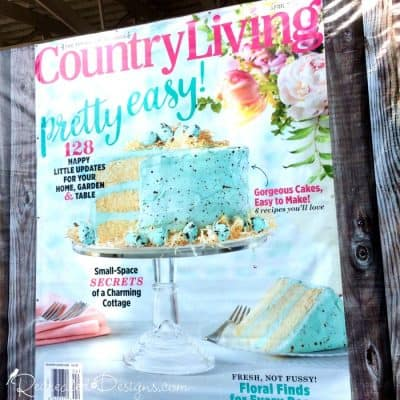 Country Living Banners at the Fair 2016