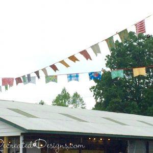 garland at the Country Living Fair Rhinebeck, NY