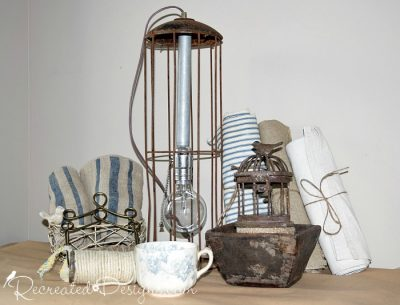 vintage finds from the Rhinebeck, NY Country Living Fair 2016