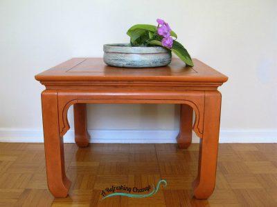 orange-side-table-michelle-muncaster
