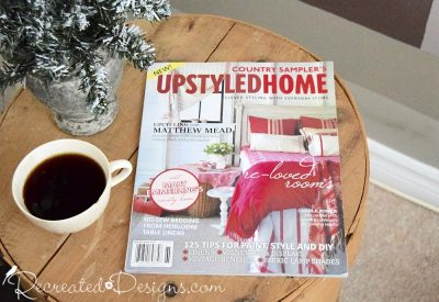 Upstyled Home magazine by Matthew Mead
