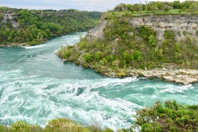 Niagara river Escarpment
