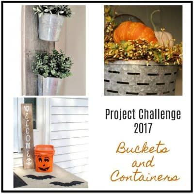 bucket and container challenge