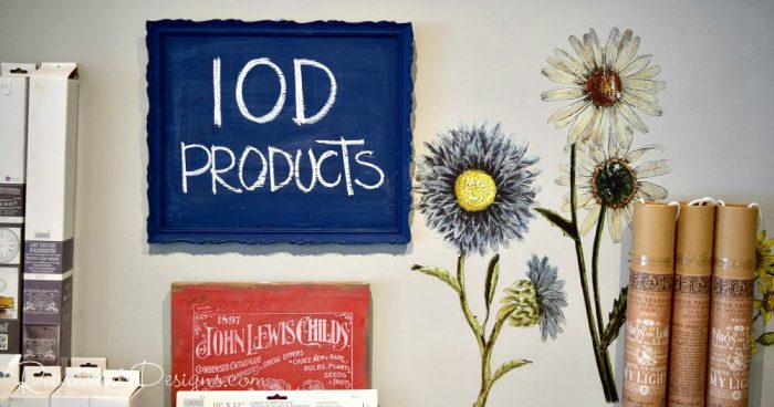 Iron Orchid Designs products