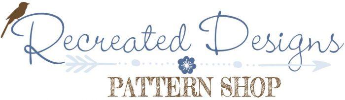 Recreated Designs Pattern shop