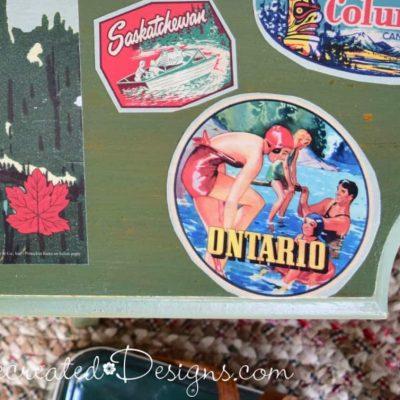 Cavallini paper vintage Canada