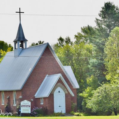 old church Maberly Ontario