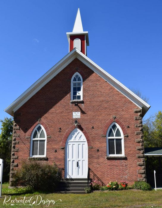 old Stone church Ontario