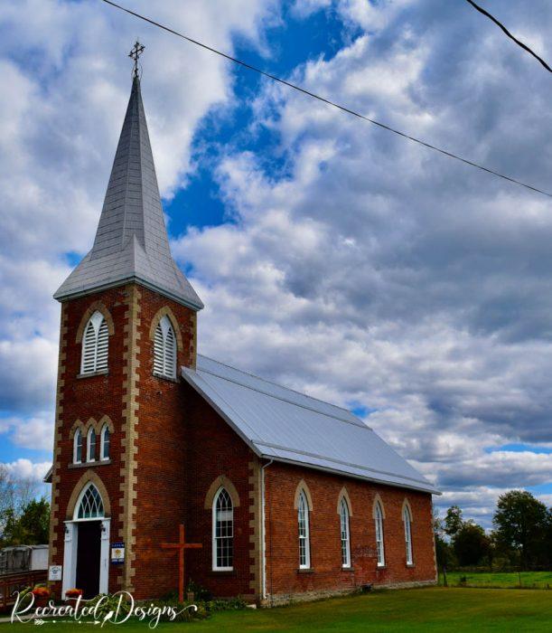 old church eastern Ontario