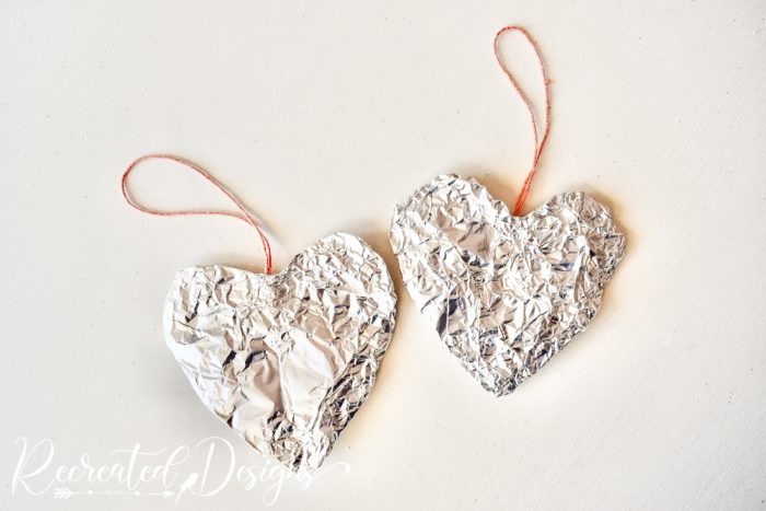 tinfoil hearts