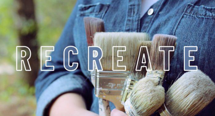 Recreated Designs videos