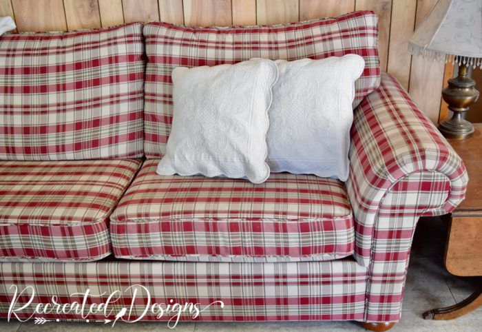 firmed up couch cushions